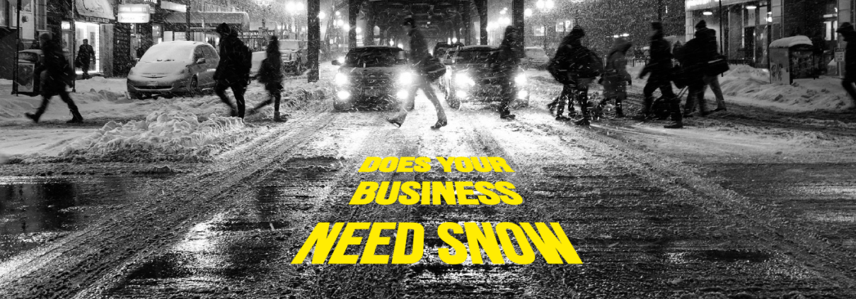 Do you need snow removal